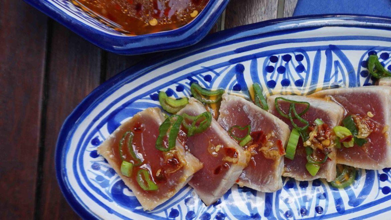 tuńczyk tataki