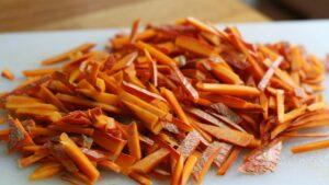 Chipsy z dyni