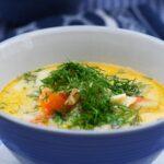 Kremowa zupa rybna - chowder